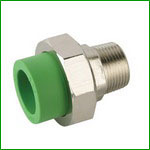 PPR Male Threaded Union Pipe Fittings