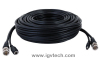 Pre-made Siamese CCTV Cable (Video + Power Cable) IGV-VPC10