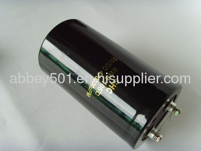 high voltage electrolytic capacitor