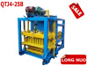 QTJ4-25B automatic hollow concrete block making machine