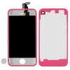 LCD with Touch Screen Digitizer&Home Button&Back Cover for iPhone 4S/4