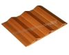 195 triangle board wpc wood pvc floor fire resistance, effective flame retardant,