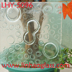 sell 8mm,10mm,12mm fused casting glass