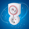 German type electronic timer switch 24 hours programmable