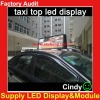 Wireless Double Sided Taxi Top LED Display