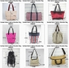 lady fashion handicraft tote bags, shoulder bags and handbags