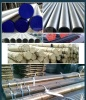 AISI 202 Bright Cold rolled stainless steel pipe