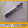 4 Flutes tungsten end mill