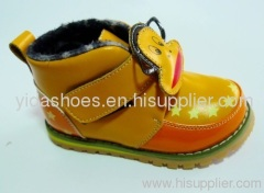 genuine leather children shoes boots