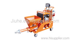 PJB series semi-automatic N2 spraying machine
