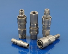 Japan Type Self-Locking Quick Coupling With Matt