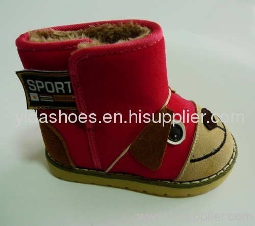 fashion children shoes kids boots