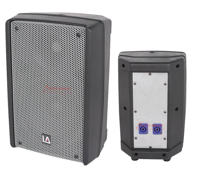 High End Active 6Full Range Speaker Boxes