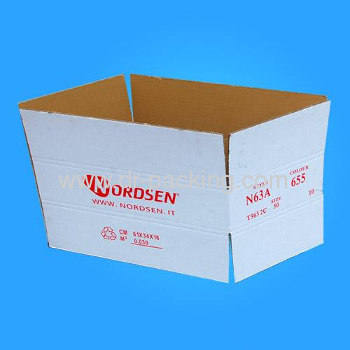 Recycled Elegant White Paper Boxes