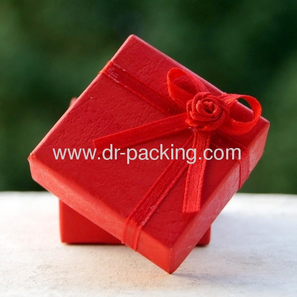 Luxury & High class Jewelry Paper Gift Boxes