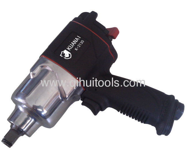 1/2Heavy Duty Composite Pneumatic Impact Wrench (Twin Hammer)