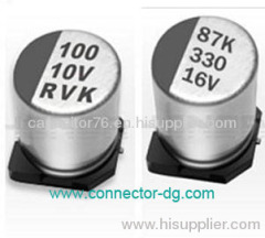 Chip Electrolytic Capacitor