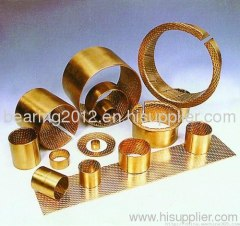 bronze wrapped bushing