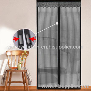 2012 new magnetic insect screen