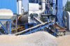 SAP100 Asphalt Batch Mix Plant