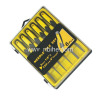 6Pcs Needle File Set Jewelers Watchmaker Metal Filing Tools