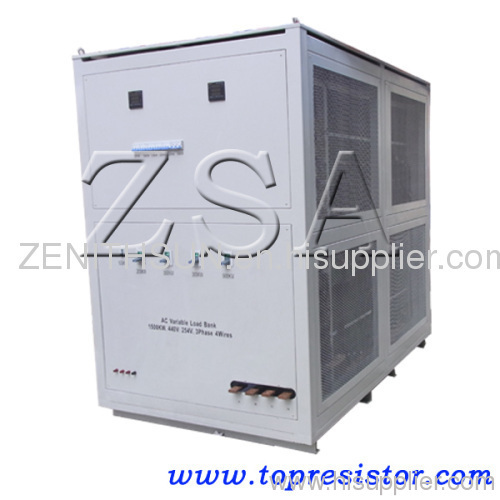 420V 1800KW High Power Load Bank