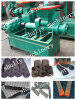 Silver charcoal machine / Coal and charcoal extruder machine