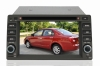 Geely Vision Car DVD Player GPS Navigation VCD CD USB SD Radio MP3 IPOD TV Bluetooth AM/FM RDS Touchscreen
