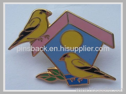 custom soft enamel lapel pins