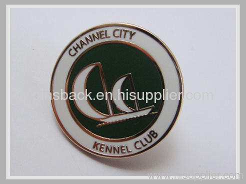 lapel pin badge for trading