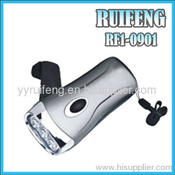highlight hand pressing led light