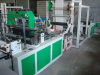 Non-woven Flat Bag Making Machine(Ultrasonic sealing)