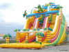 inflatable obstacle course ,climbing rock