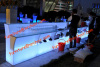 wholesale nightclub acrylic LED commercial porter bar counter