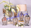 glass craft / home decoration / craft ornaments / table lamp