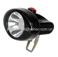 LED Li-ion coal miners headlamp(2500Lux&18Hours)