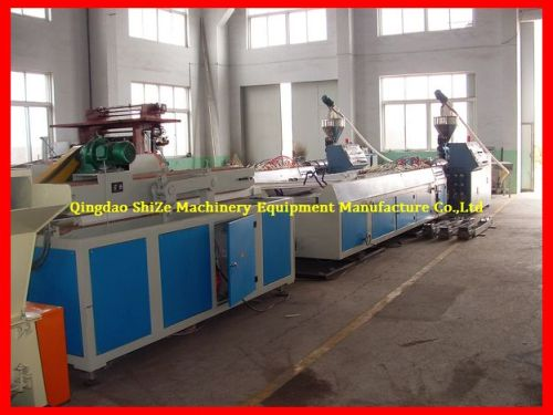 wpc board extruder machine
