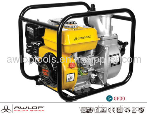 3 Inch Agricultural irrigation gasoline engine water pump GP30