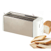 Auto Bread Maker with Stainess steel 4 slice toaster