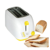 Household bread Toaster with cool touch 2 slice toaster