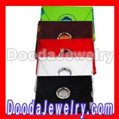 MIxed Colors 360 Degree Rotating Leather Cases Smart Cover Stand For iPad