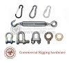 shackle-turnbuckle-wire rope clip-eye bolt