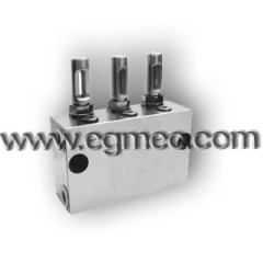 Grease Lubrication Distributor Block