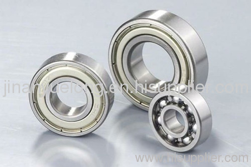 Deep groove ball bearing 6102