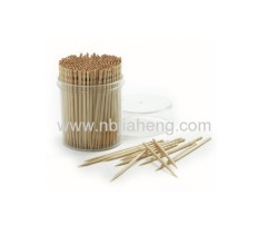 Norpro 1914 Ornate Bamboo Toothpicks 360 Count
