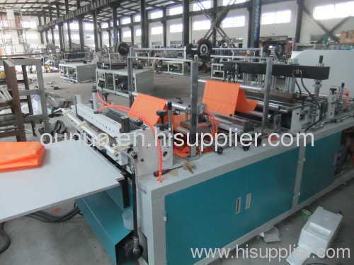 Box Type Non Woven Bag Machine