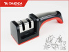 Deluxe kitchen knife sharpener