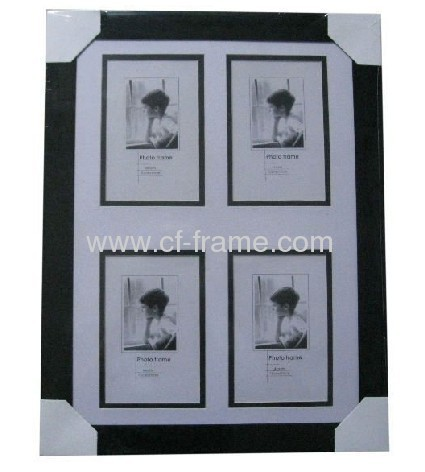 PVC Plastic Photo Frame for gift and decrotive