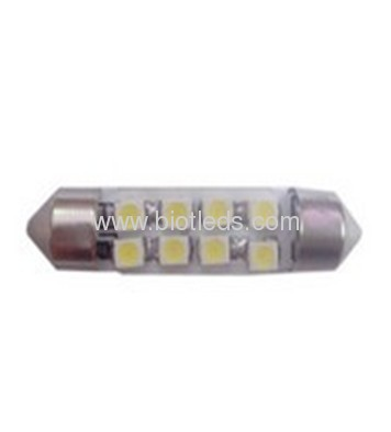 0.5W 8SMD festoon car bulbs