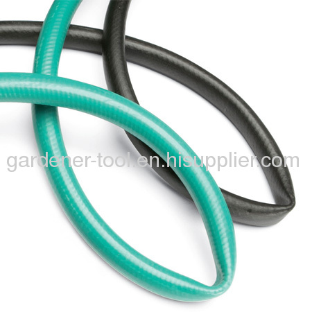 3-Layer Reinforced PVC Garden Water Hose